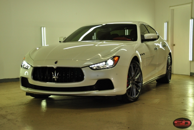Maserati Ghibli Q4 - New Car Ultimate Gtechniq Protection Detail - Auto Detailing Orlando